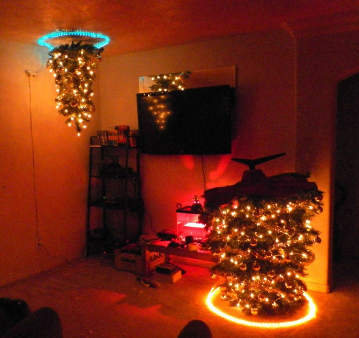 Creative DIY Alternative Christmas Tree-10