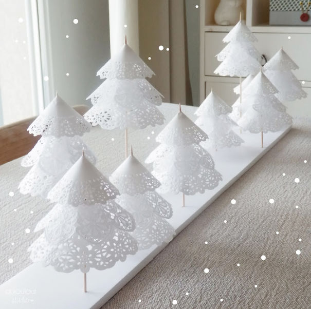 Creative DIY Alternative Christmas Tree-11