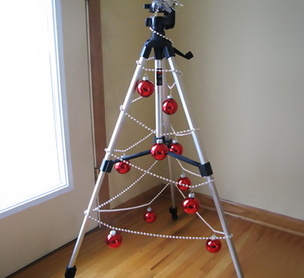 Creative DIY Alternative Christmas Tree-13