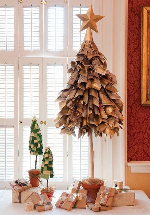 Creative DIY Alternative Christmas Tree-14