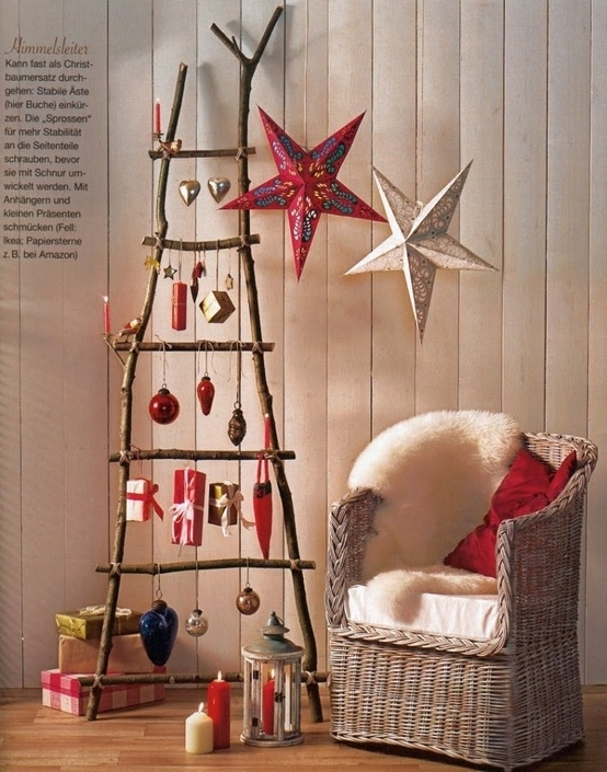 Creative DIY Alternative Christmas Tree-17