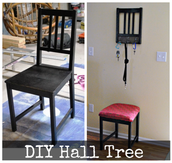 15 Creative Ideas To Repurpose And Upcycle Old Chairs