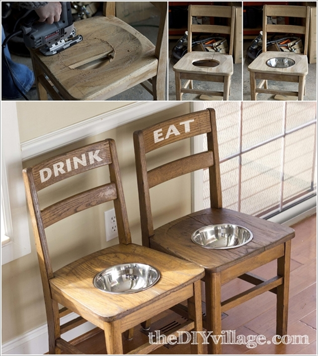 Creative Ideas To Repurpose And Upcycle Old Chairs-06