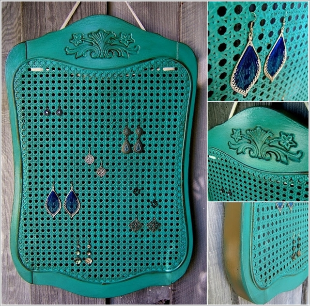 Creative Ideas To Repurpose And Upcycle Old Chairs-13