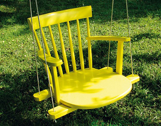 Creative Ideas To Repurpose And Upcycle Old Chairs-14