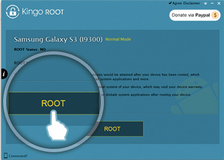 root android devices in one click samsung htc lg sony