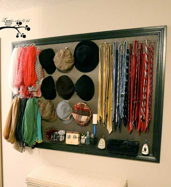Smart DIY Organization Life Hack Ideas And Storage Solutions-09