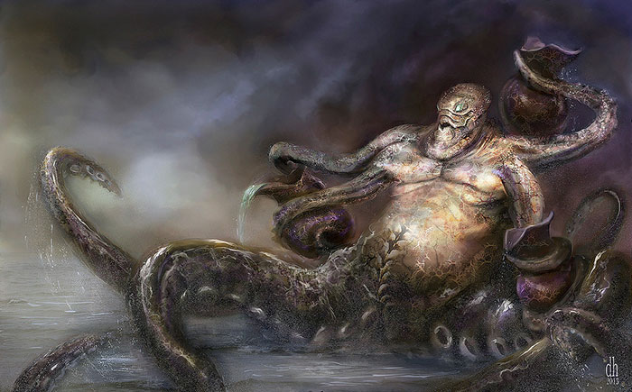 Artist Recreates Zodiac Signs As Awesome Monsters-11