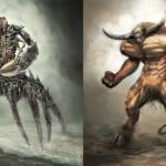 Artist-Recreates-Zodiac-Signs-As-Awesome-Monsters