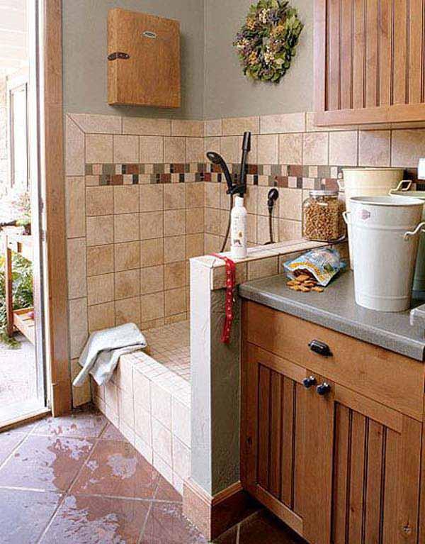 Laundry Room Ideas With Dog Bath
