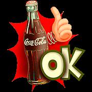 happiness coca cola stickers line sticker rumors city