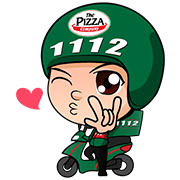 1112 Delivery Boy