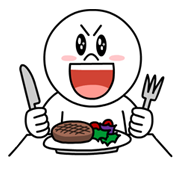 Moon: Special Edition Line Sticker - Rumors City